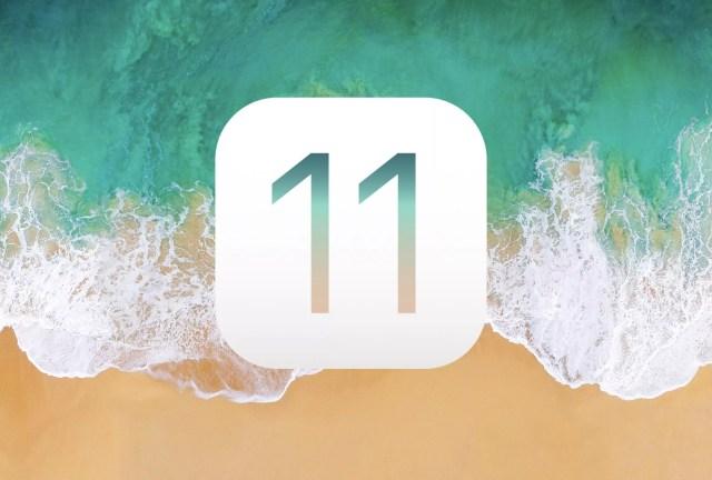 Apple iOS 11 Logo