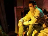 Sun Diego aus dem Musikvideo Yellow Bar Mitzvah