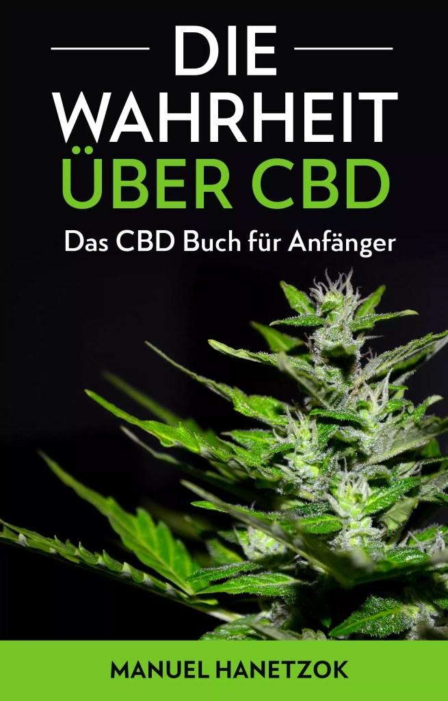 Die Wahrheit über CBD - CBD Buch - Cover