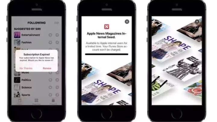 Apple vertreibt demnächst Zeitschriften Abonnements