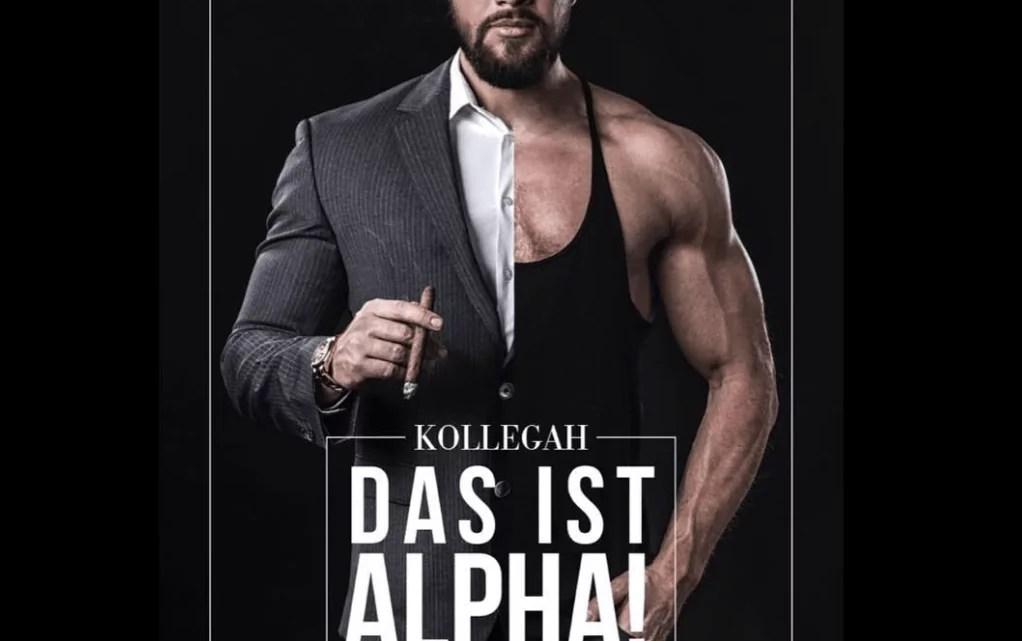 """""""Das ist Alpha"""" von Kollegah jetzt als Hörbuch verfügbar"""