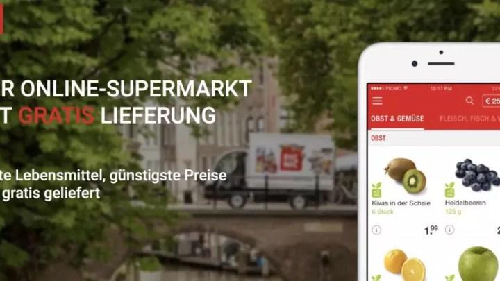 Nächster Schritt: Neuer Online-Supermarkt startet in Deutschland