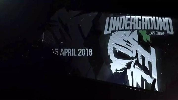 Underground Expo: Zec+ zeigt offiziellen Trailer
