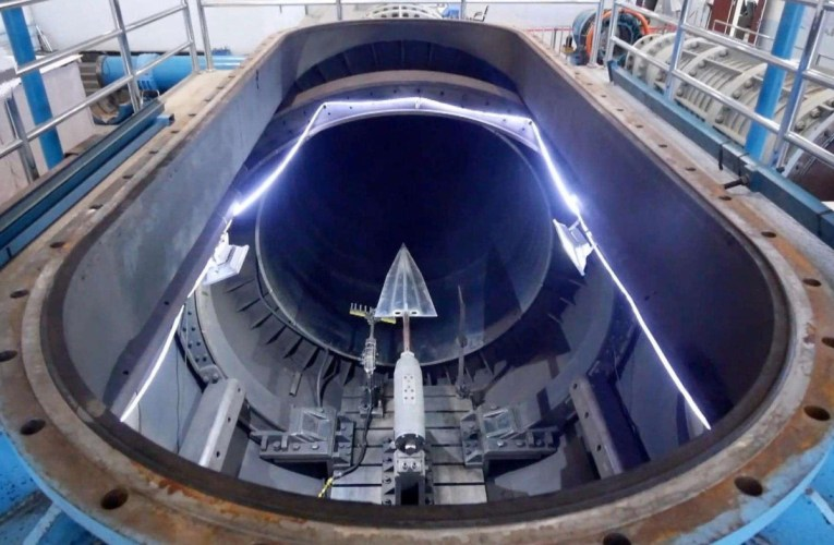 China unveils plan for 23,000mph hypersonic wind tunnel which will put Beijing '30 years ahead' of the West