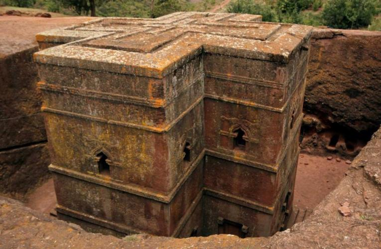Lalibela: Tigray forces reportedly seize control of UN World Heritage Site in Ethiopia
