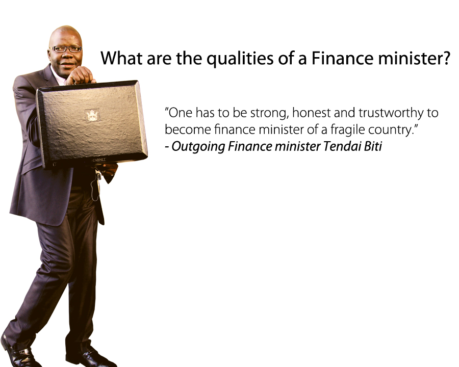 Untitled 11 Multimedia: Who is Zimbabwe's next Finance minister?