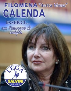 elettorale Filomena Calenda
