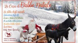 """Le Aziende Informano: Alle """"Sette Querce"""" la Casa di Babbo Natale per un Immacolata tutta da vivere."""
