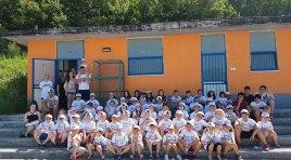 Colli a Volturno: la proposta dell'estate 2019 è il Campus di Forza Giovane e della Futsal Colli. Evento al via il 24 giugno.