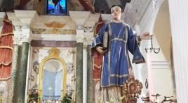 Colli a Volturno: si festeggia il patrono San Leonardo. In paese solenne processione con la statua del santo.