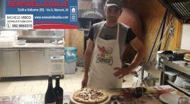 Castelnuovo al Volturno: un anno di 9 e ¾. Il titolare della Pizzeria Andrea Tomassone, ringrazia tutti i clienti per la fiducia concessa e per la presenza costante.