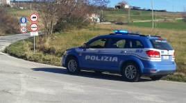 Isernia: la Polizia rafforza i controlli sulle arterie della provincia in concomitanza con l'arrivo del gelo.