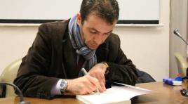 """""""Io ho denunciato"""", in libreria il nuovo romanzo di Paolo De Chiara."""