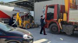 Venafro: Due romeni tratti in arresto dai Carabinieri per tentato furto aggravato in concorso di mezzi pesanti.