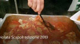 Scapoli, ravioli di gusto e tutto esaurito all'edizione 2019 della Raviolata. Il piatto tipico attira turisti e buongustai. Guarda il nostro servizio video.