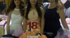 L' Angolo degli auguri: festeggiamo oggi i 18 anni di Michela