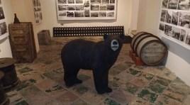 Venafro: il Museo Winterline amplia ancora l'esposizione. A breve la nuova sala con la rappresentazione dell'otto settembre con l'orso Polacco Wojtek.