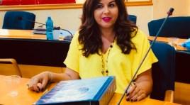 Paola Matteo, eletta vice presidente della Commissione Speciale sul fenomeno della criminalità organizzata nel Molise.