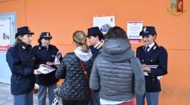 Isernia: 5 persone denunciate dalla Polizia per stalking con la procedura prevista dal Codice Rosso.