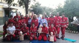 Samnium 2019, la Croce Rossa del Molise si addestra sul territorio.