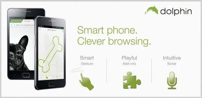 Aggiornamento Dolphin Browser per Android con tante novità