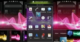 Grazie a XDA arriva il launcher del telefono Sony Xperia Z, alias Yuga!