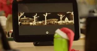 Google mostra la dock station per Nexus 10 nel video di auguri!