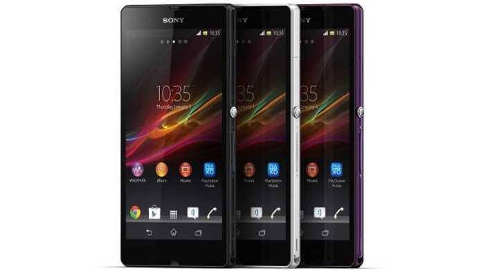 Amazon.de mette il Sony Xperia Z in pre-ordine