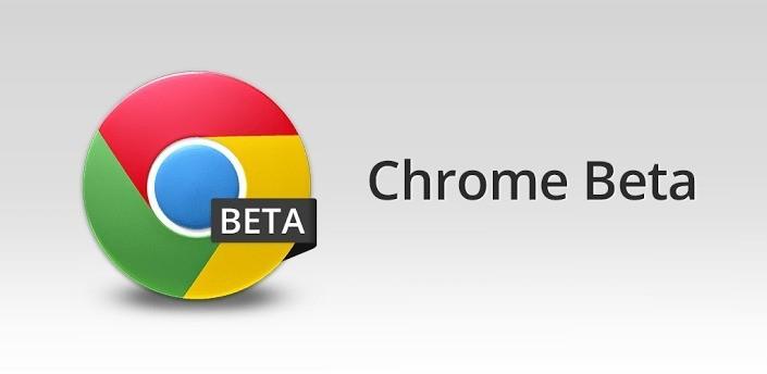 Chrome Beta, nuovo aggiornamento e.. nuova icona