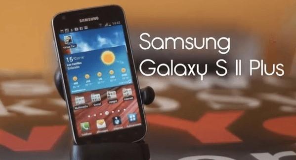 Samsung rilascia il firmware JB 4.1.2 per il nuovo S2 PLUS (GT-I9105P) ma non ancora per l'S2 !