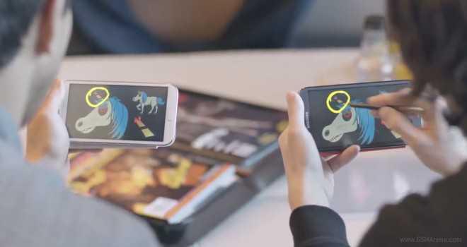 Samsung rilascia un nuovo spot per l'utilizzo dei Galaxy Note in azienda