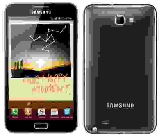 Iniziato il roll out di Android Jelly Bean 4.1.2 per Samsung Galaxy Note !