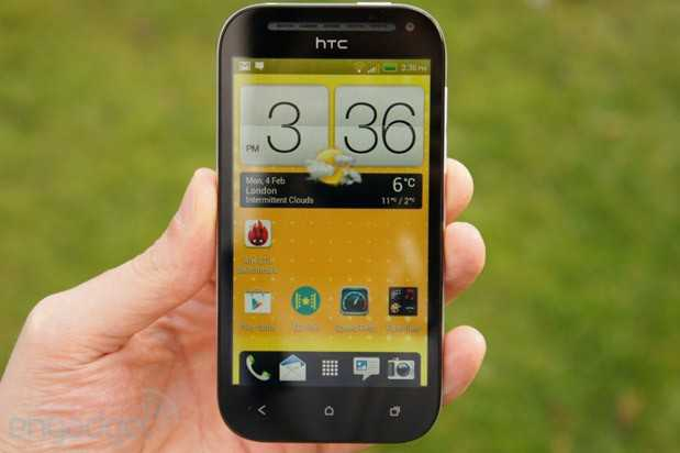 HTC One SV disponibile nel Regno Unito