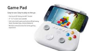 """Samsung Galaxy """"Game Pad"""" in video con S IV e schermo Full HD!"""