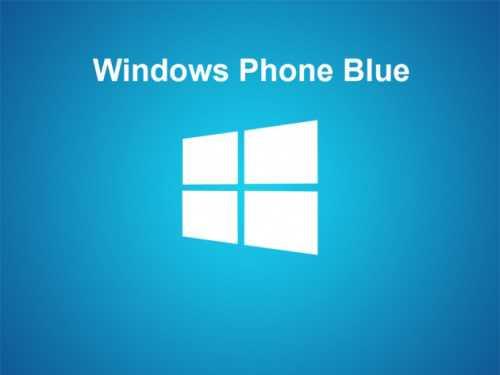 L'aggiornamento a Windows Phone Blue arriverà a Dicembre!