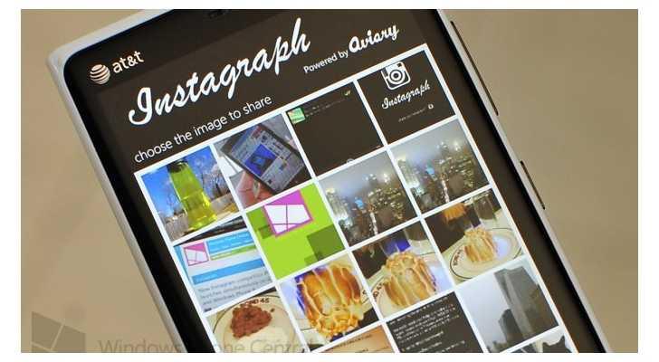 Instagraph : problemi di upload delle foto, presto la fix per correggere il problema