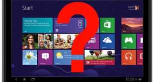 HTC rinuncia ai tablet 12″ Windows RT