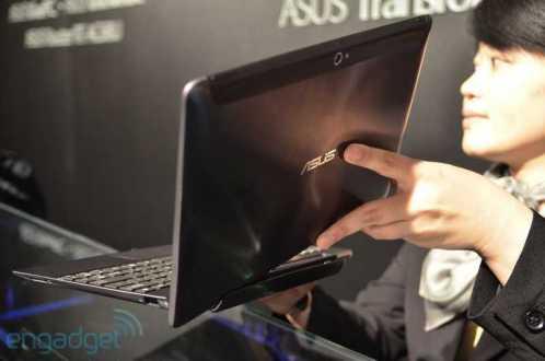 Computex: Asus presenta Transformer Pad Infinity con display 10.1 da 2.560 x 1.600 !