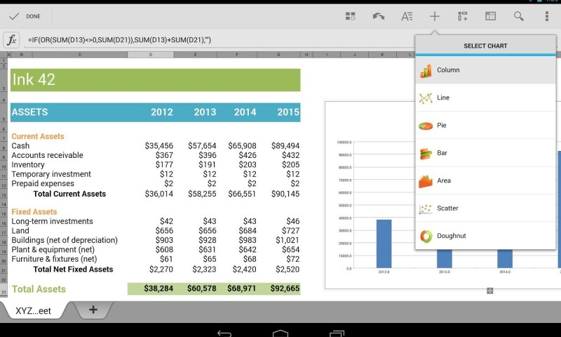 QuickOffice gratis per tutti i dispositivi Android!!!