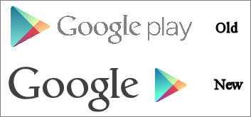 Nuovo logo per il Google Play