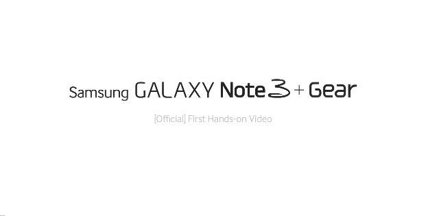 Samsung Galaxy Note 3   Nuovo spot in stile libro pop-up