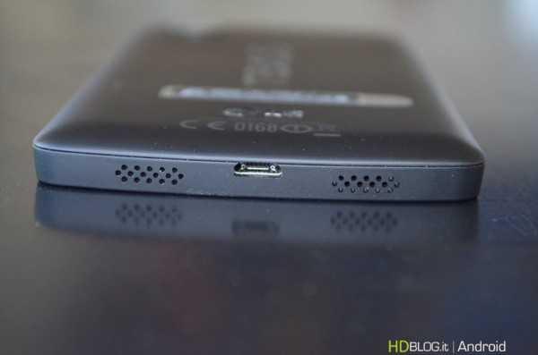 Nexus 5: Google conferma un fix per l'audio