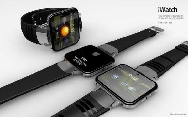 Apple iWatch arriverà nelle taglie per uomo e per donna!