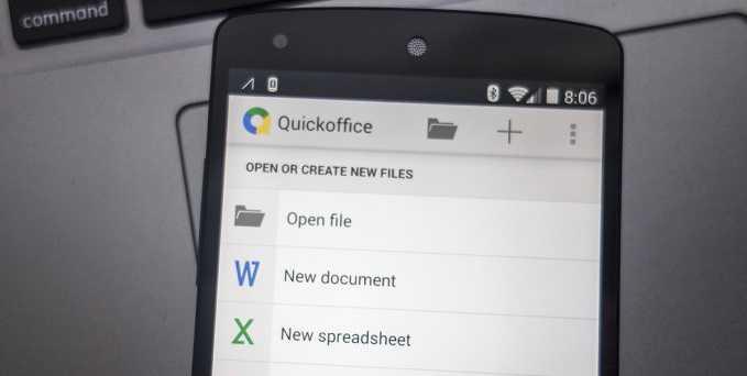 Quickoffice si aggiorna integrandosi con Google Drive!