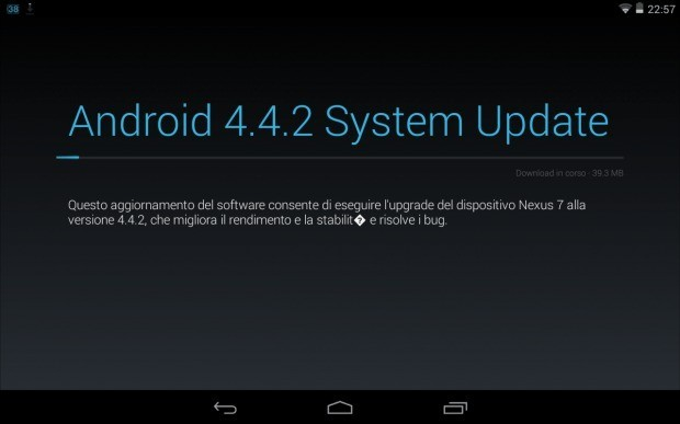 Google Android 4.4.2