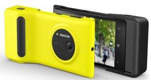Ecco le prime immagini del successore del Lumia 1020