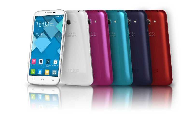 Alcatel One Touch POP C9: 5,5 pollici quad-core economico