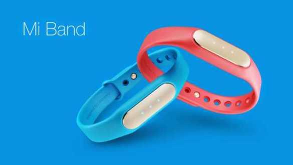 Xiaomi Mi Band ufficiale: lo smartband a soli 13$