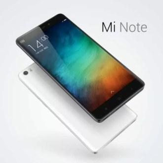 Xiaomi Mi Note presentato ufficialmente, ecco tutte le foto