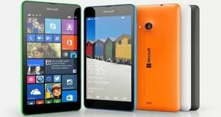 Microsoft Lumia 535 è il Windows Phone più diffuso al mondo